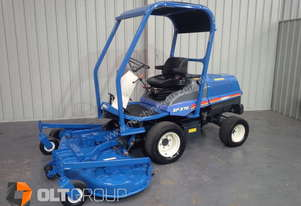 Iseki Diesel Out Front Mower 37Hp Turbo with 72