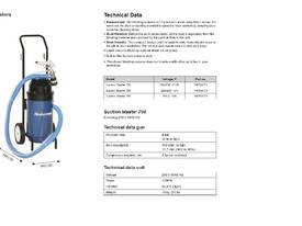 Suction Blaster 750 - picture2' - Click to enlarge
