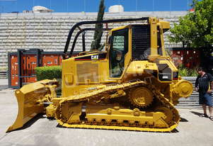 D5N XL Bulldozer with Winch & Screens Sweeps / CAT D5 dozer DOZCATM