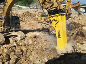 UBT200S Silence Excavator Hydraulic Rock Breaker ATTUBT - picture1' - Click to enlarge