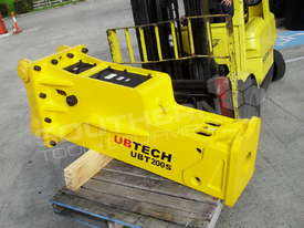 UBT200S Silence Excavator Hydraulic Rock Breaker ATTUBT - picture6' - Click to enlarge