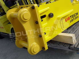 UBT200S Silence Excavator Hydraulic Rock Breaker ATTUBT - picture2' - Click to enlarge