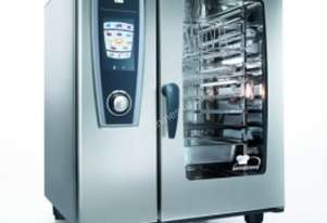 Rational SCCWE101 10 Tray Combi Oven SelfCooking Centre