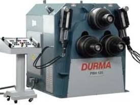 DurmaPBH125 - 360 Section Rolls - picture0' - Click to enlarge