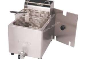 Birko Fryer Bench Top 8Lt Single Pan