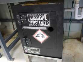 Corrosives Cabinet - picture1' - Click to enlarge