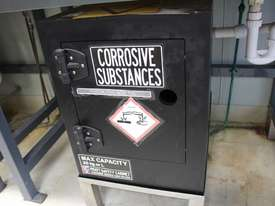 Corrosives Cabinet - picture4' - Click to enlarge