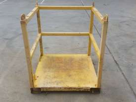 safety lifting cage - picture1' - Click to enlarge