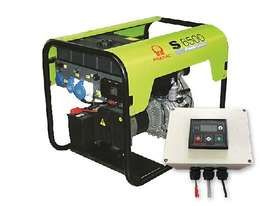 Pramac 6kVA Auto Start Diesel Generator + 2 Wire Controller - picture0' - Click to enlarge