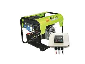 Pramac 6kVA Auto Start Diesel Generator + 2 Wire Controller - picture3' - Click to enlarge
