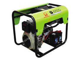Pramac 6kVA Auto Start Diesel Generator + 2 Wire Controller - picture4' - Click to enlarge