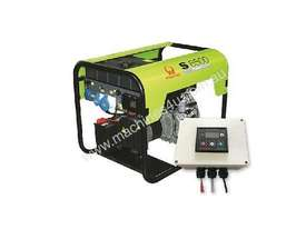 Pramac 6kVA Auto Start Diesel Generator + 2 Wire Controller - picture11' - Click to enlarge