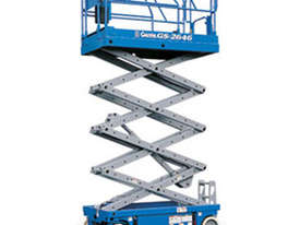 2011 Genie GS-2032 Scissor LIft  - picture0' - Click to enlarge