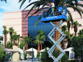 2011 Genie GS-2032 Scissor LIft  - picture3' - Click to enlarge