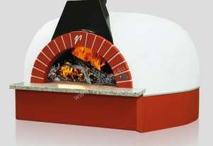Vesuvio IGLOO120 X 160 IGLOO Series Oval Commercial Wood Fired Oven