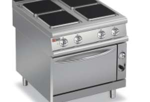 Baron 90PCF/E801 Four Burner Electric Cook Top with Electric Oven