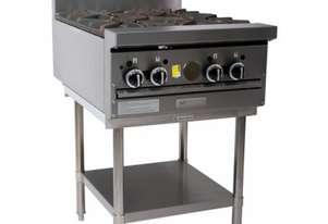 Garland GF24-4T Heavy Duty Restaurant Range With 4 Open Burners
