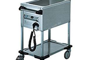 Rieber ZUB 1 Heated Delivery Trolleys