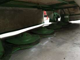 Samasz KDT260 Mower Hay/Forage Equip - picture2' - Click to enlarge