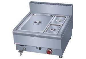F.E.D. JUS-TY-2 Bain Marie With 1/1 GN Pan & Lid