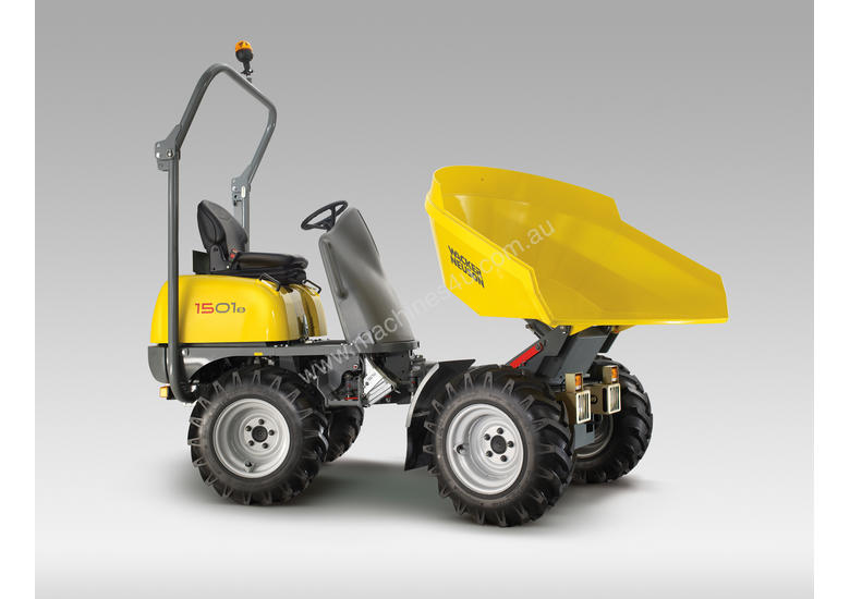 NEW 1501 Swivel Dumper