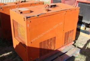 KUBOTA FULLY ENCLOSED GENERATOR- KJT130D - LOT 87