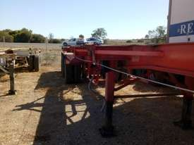 Custom Semi Skel Trailer - picture1' - Click to enlarge