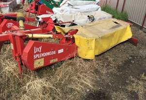 Lely 240L Mower Hay/Forage Equip