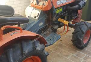 Kubota Tractor and implements