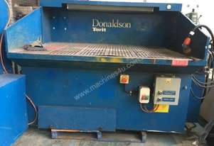 Donaldson Torit Down Draft Table Fume Extraction Exhaust Welding Cutting Bench DB3000