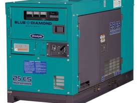 DENYO 25KVA Diesel Generator Kubota Engine - 3 Phase - picture0' - Click to enlarge