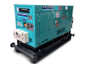 DENYO 25KVA Diesel Generator Kubota Engine - 3 Phase - picture4' - Click to enlarge