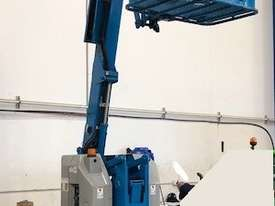 Used Genie 30FT Electric Knuckle Boom Lift - picture0' - Click to enlarge