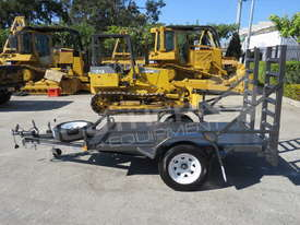 1.4 TON Plant Trailer suit Mini Bobcats skidsteer loaders ATTPT - picture4' - Click to enlarge