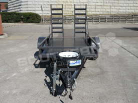 1.4 TON Plant Trailer suit Mini Bobcats skidsteer loaders ATTPT - picture7' - Click to enlarge