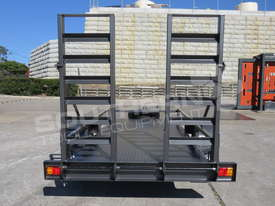 1.4 TON Plant Trailer suit Mini Bobcats skidsteer loaders ATTPT - picture8' - Click to enlarge