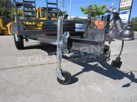 1.4 TON Plant Trailer suit Mini Bobcats skidsteer loaders ATTPT - picture12' - Click to enlarge