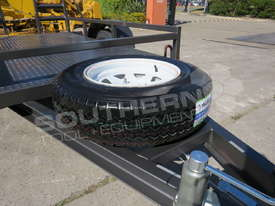 1.4 TON Plant Trailer suit Mini Bobcats skidsteer loaders ATTPT - picture13' - Click to enlarge