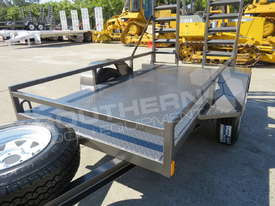 1.4 TON Plant Trailer suit Mini Bobcats skidsteer loaders ATTPT - picture14' - Click to enlarge