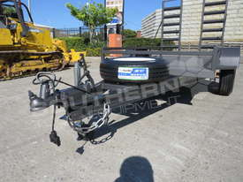 1.4 TON Plant Trailer suit Mini Bobcats skidsteer loaders ATTPT - picture16' - Click to enlarge