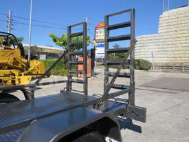 1.4 TON Plant Trailer suit Mini Bobcats skidsteer loaders ATTPT - picture17' - Click to enlarge