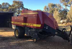 New Holland D1210 Square Baler Hay/Forage Equip