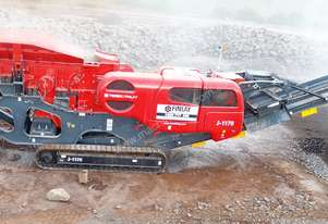 TEREX FINLAY J-1170A JAW CRUSHER DIRECT DRIVE