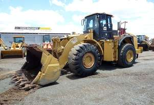 2006 Caterpillar 980H Wheel Loader *CONDITIONS APPLY*