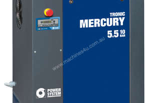 *SALE- Slight Transport Damage* Power System Mercury Tronic 5.5-08 European Built Screw Compressor