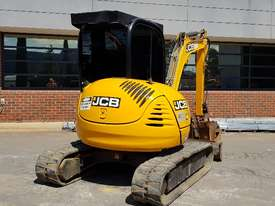 JCB 8045 5T EXCAVATOR WITH LOW 1650 HOURS, FULL A/C CAB, QUICK HITCH AND BUCKETS. READY TO GO! - picture3' - Click to enlarge