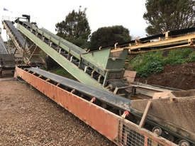 CONVEYOR 600MM X 12M (GREEN) - picture1' - Click to enlarge