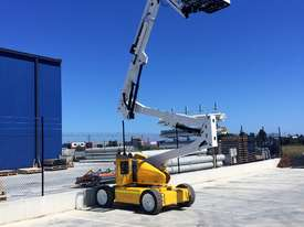 2007 JLG E450AJ Electric Knuckle Boom Lift  - picture0' - Click to enlarge