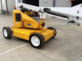 2007 JLG E450AJ Electric Knuckle Boom Lift  - picture4' - Click to enlarge