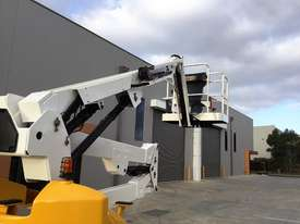 2007 JLG E450AJ Electric Knuckle Boom Lift  - picture6' - Click to enlarge